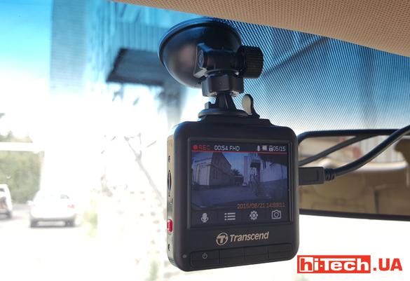 Transcend DrivePro 100 01