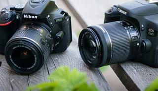 Тест фото и видео камер