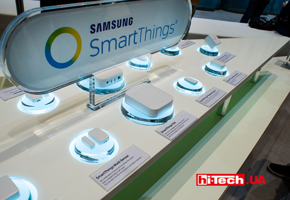 Samsung SmartThings IFA 2015