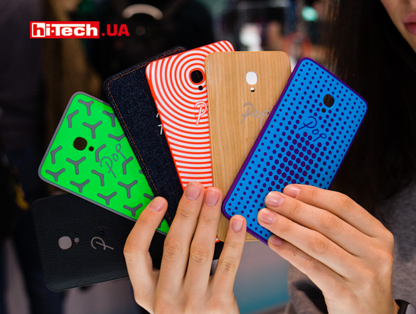 сменные панели ALCATEL ONETOUCH Pop Star