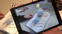 Live Texturing of Augmented Reality Characters from Colored Drawings 1
