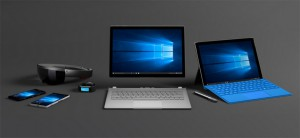 Lumia 950/950 XL, Surface PRO 4, Surface Book