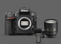 Приз конкурса Nikon European Film Festival. Nikon D810