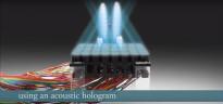 acoustic hologram