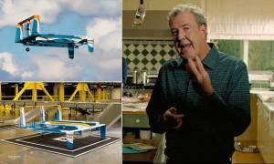 Amazon Prime Air Clarkson