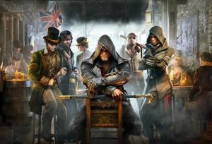 !Assasins Creed Syndicate vezd