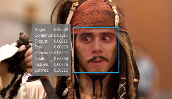 Одна из программ теперь умеет распознавать эмоции по одному изображению