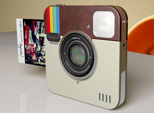 Instagram-Socialmatic-camera