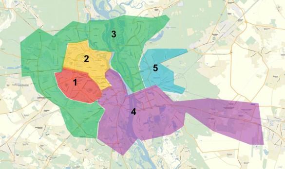 Города, которые получат 3G-связь от Vodafone в 2015 году