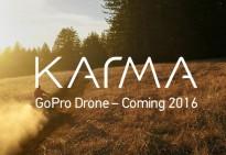 GoPro Karma 2016 dron