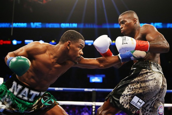 Jacobs vs Quillin 360 Virtual Reality  SHOWTIME CHAMPIONSHIP BOXING