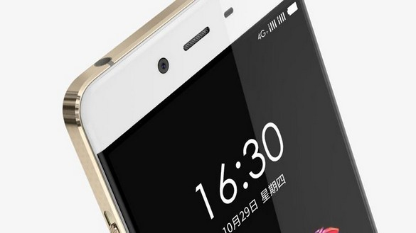 OnePlus X Champagne Edition 01