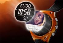 Смарт-часы Casio WSD-F10