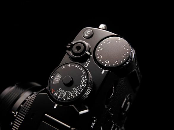 Управление Fujifilm X-Pro2