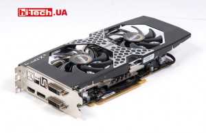 HIS R9 380X IceQ X² Turbo 4GB (H380XQM4TR)