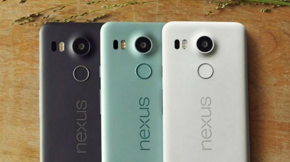 Версии расцветки Nexus 5X (androidinsider.ru)