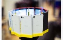 360-градусное видео, снятое на Sony Xperia Z5 Compact