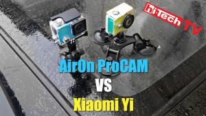 AirOn ProCAM vs Xiaomi Yi cover