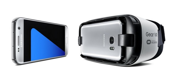 Samsung Galaxy S7 Gear VR