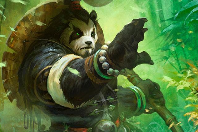 dota2 panda