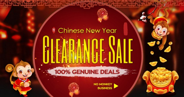 gearbest chineese new year