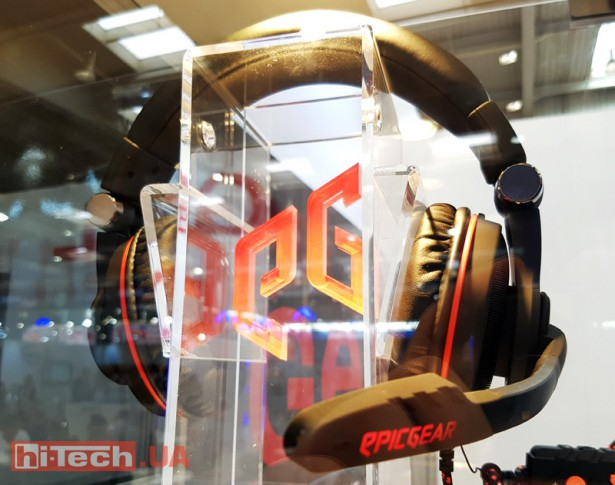GeiL EpicGear at CeBIT 2016 01