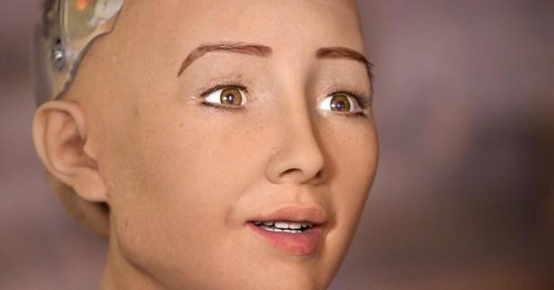 Hanson Robotic Sophia