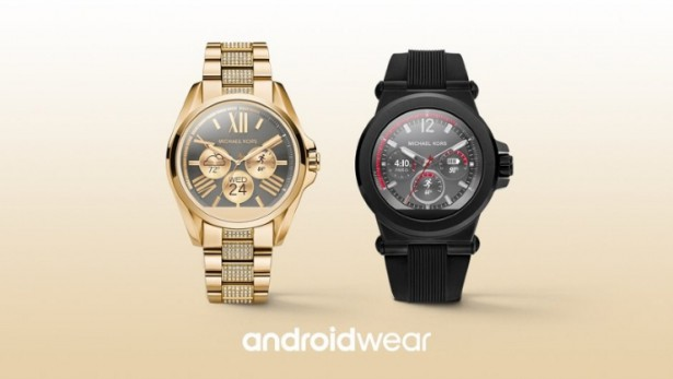 Michael Kors smart watches