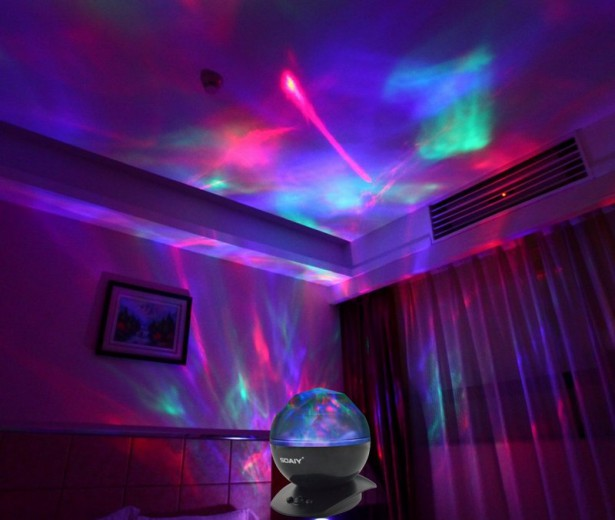 Ohuhu Color Changing LED Night Light Lamp