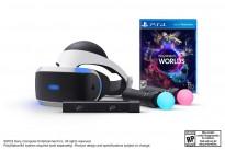 Sonys PlayStation VR bundle