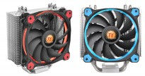 кулеры Thermaltake Riing Silent 12 Red и Riing Silent 12 Blue