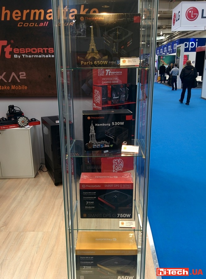 Thermaltake at CeBIT 2016 13