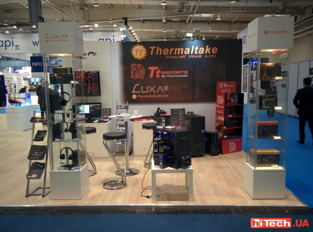 Thermaltake at CeBIT 2016 21