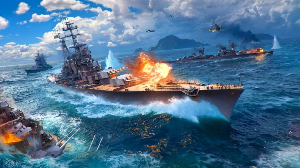 WoWS_Artwork_Soviet_Cruisers