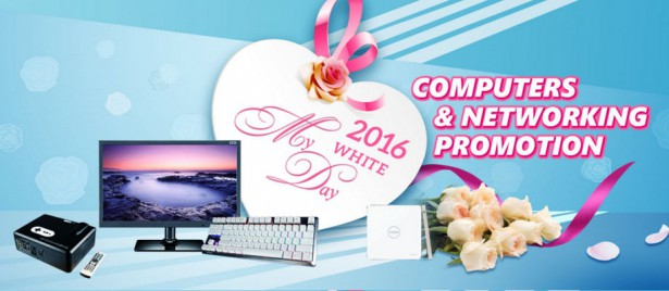 white day promo gearbest