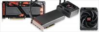 Видеокарта AMD Radeon Pro Duo с системой охлаждения