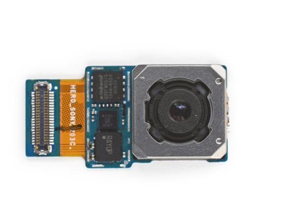 Модуль камеры Sony IMX260 смартфона Samsung Galaxy S7. Фото с сайта ifixit.com