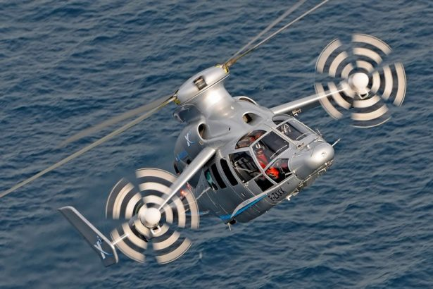 Airbus Eurocopter X3 2