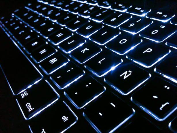 MacBook pro keyb