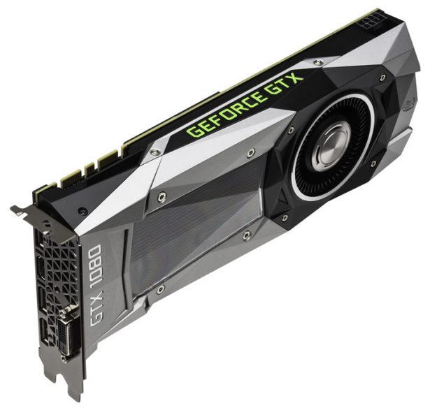 NVIDIA GeForce GTX 1080 2
