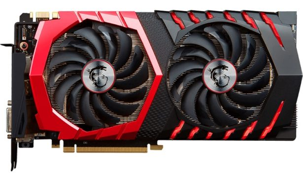 MSI GeForce GTX 1070 Gaming X 8G 1