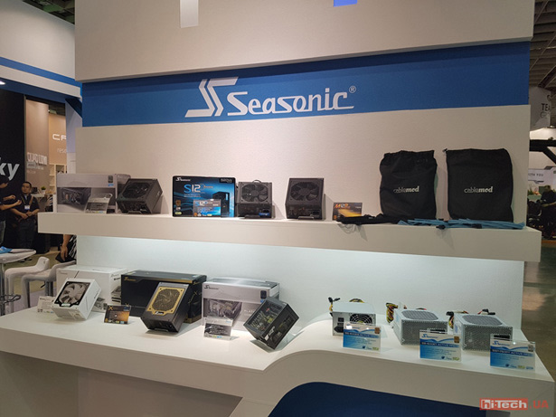 Seasonic at Computex 2016
