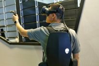 virtual reality backpack Alienware 2