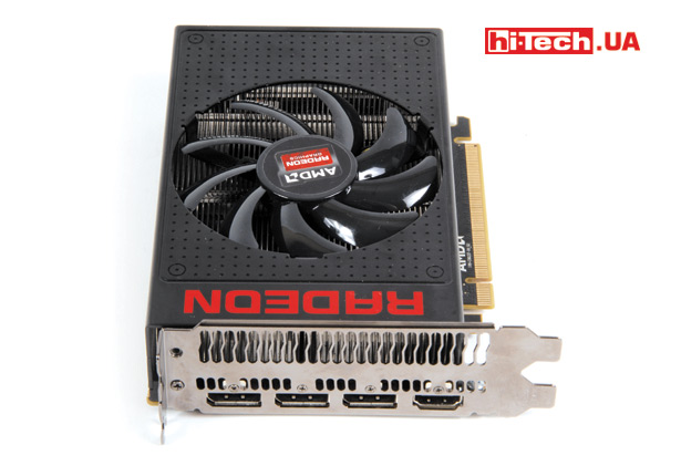 В видеокартах на базе AMD Radeon R9 FURY/Fury X и Nano DVI-порт можно уже не встретить