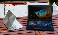ASUS ROG Strix GL502 и ASUS ZenBook Flip UX360CA