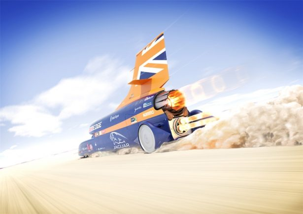 Bloodhound SSC 1