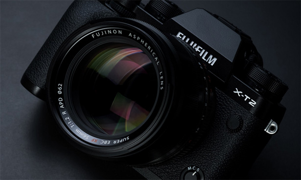Беззеркалка Fujifilm X-T2
