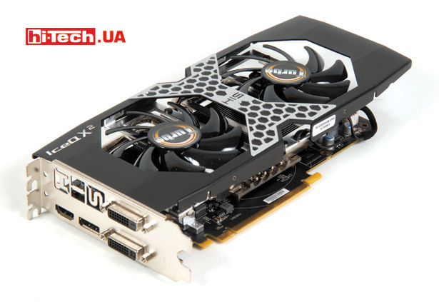 HIS R9 380X IceQ X² Turbo 4GB