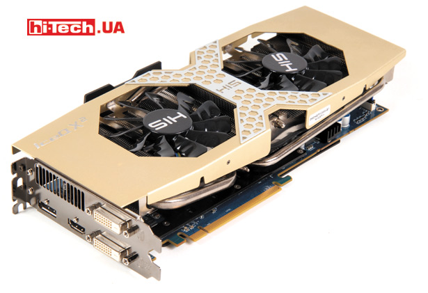Видеокарта HIS R9 390 IceQ X2 OC 8GB