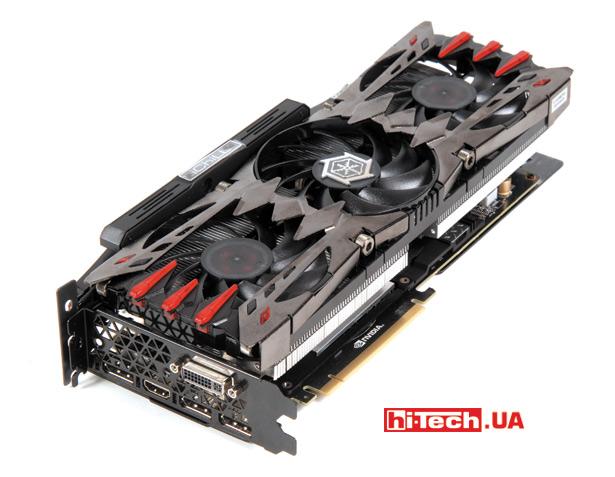 Видеокарта Inno3D iChill GeForce GTX 980 Ti X4 Ultra